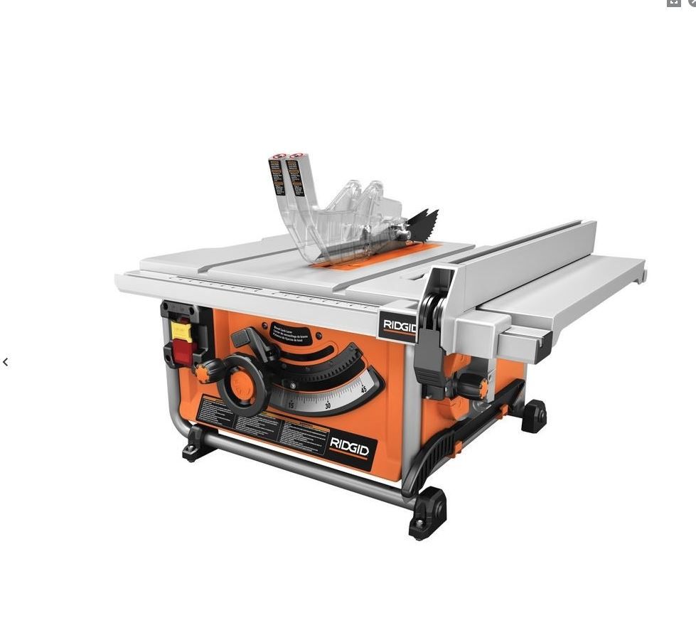 Ridgid R45171 Table Saw