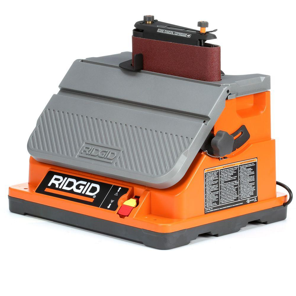 Ridgid Oscilating Belt/Spindle Sander