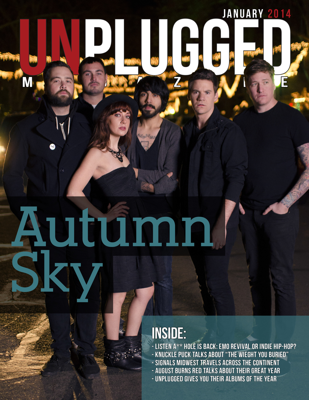 January 2014 Issue #13