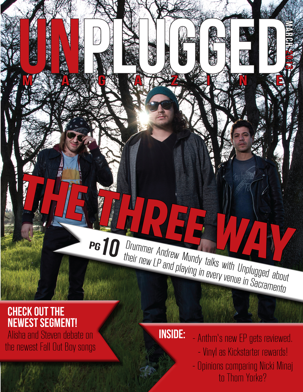 March 2013 Issue #04