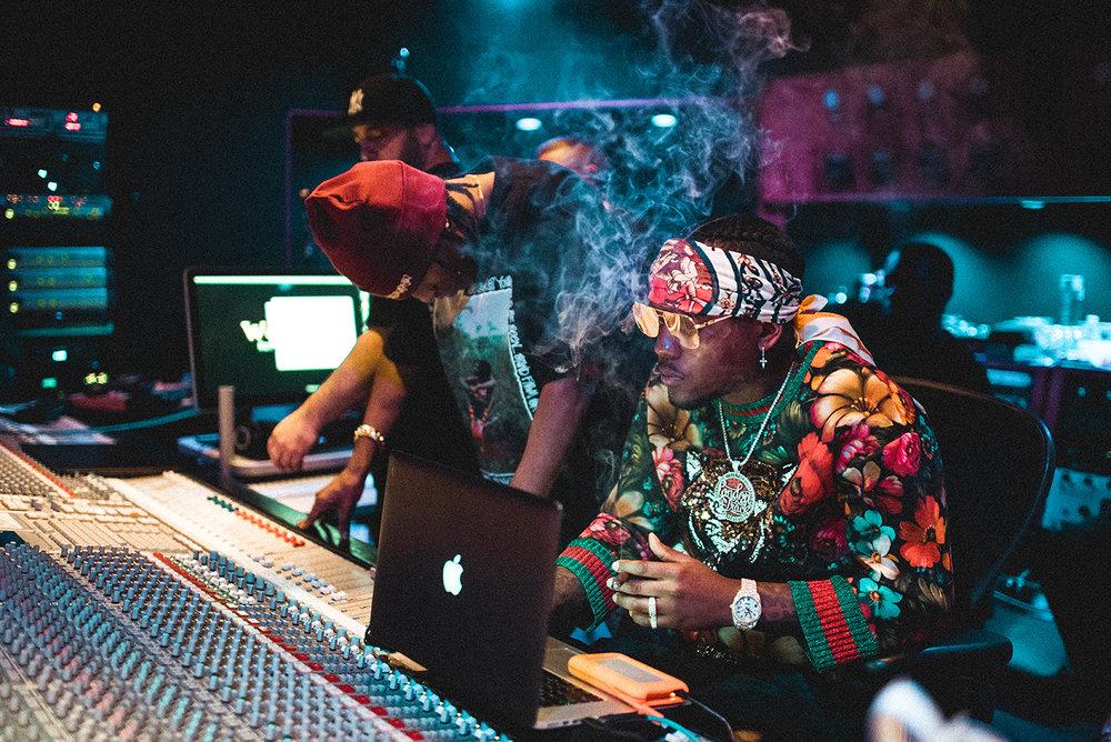 A$ap Rocky x London On Da Track