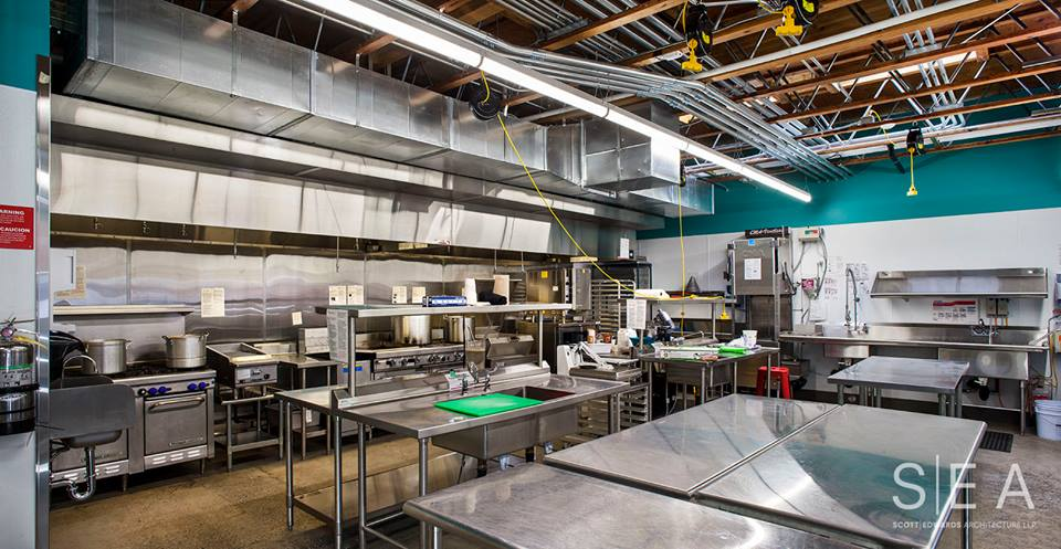 A Licensed Commissary Kitchen With A Mission, For Rent!