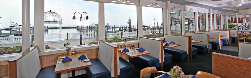 Rod n Reel Restaurant, Chesapeake Beach, MD
