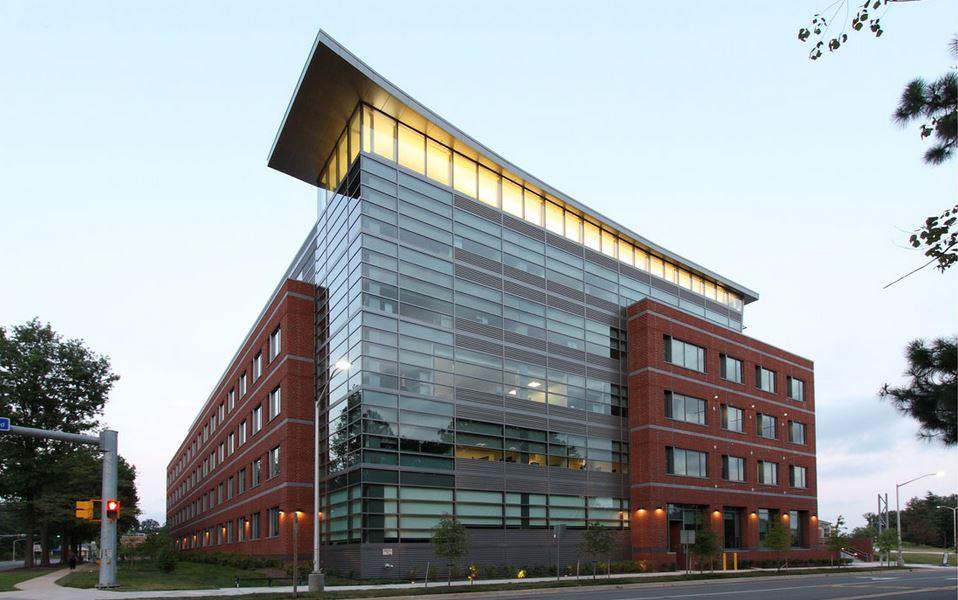 George Mason University, University Hall