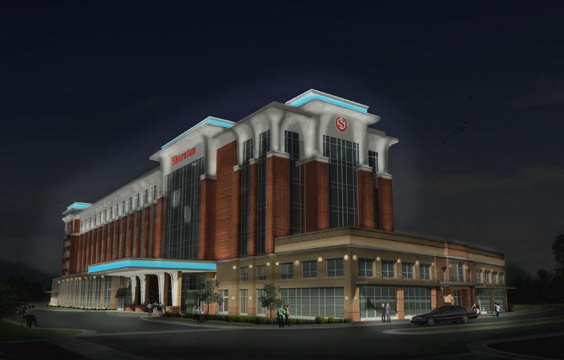 Sheraton Hotel, Davidson NC
