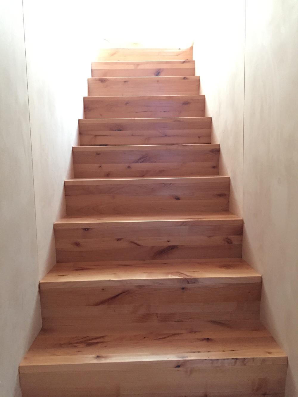 Alder Stairs