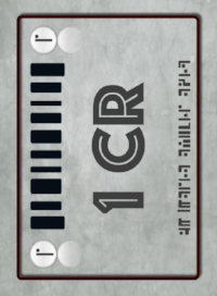 Credit Chip Deck   DTRPG (card deck, $14.99)