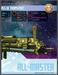 Starship Recognition Tiles