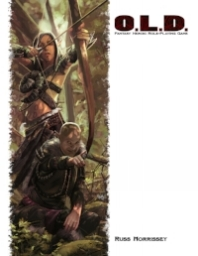 O.L.D. The Heroic Fantasy RPG   DTRPG   Amazon (color softcover; $39.99)   Amazon (b/w softcover; $19.99)   Amazon (b/w softcover digest, $10.99)