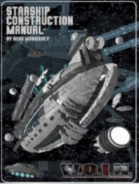 Starship Construction Manual   DTRPG (color softcover, $14.99)   Amazon (color softcover, $11.99)   DTRPG (PDF, $9.99)