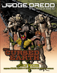 The Cursed Earth  Coming Soon!
