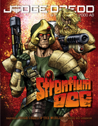 Strontium Dog  Coming Soon!