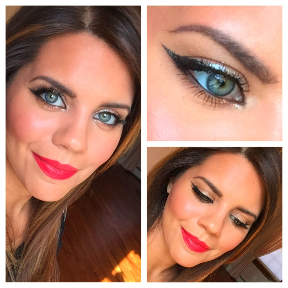 Holiday Party Makeup - All Drugstore Products!! U2014 HOUSE OF LUCIANO