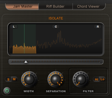 Riffstation Isolation