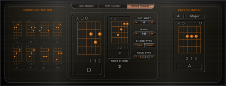 Riffstation Chord Viewer