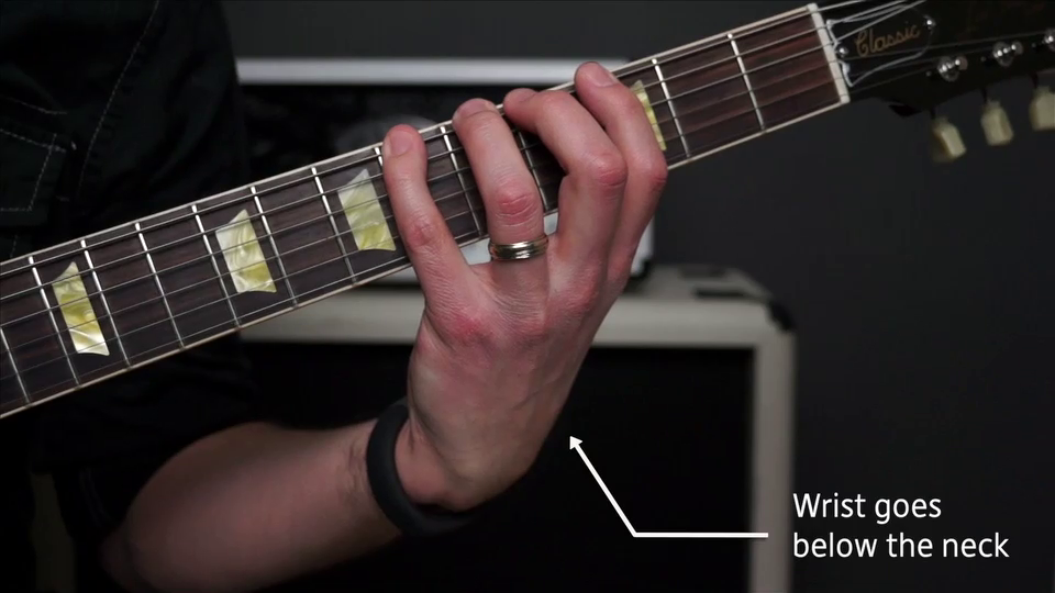 Fretting-hand grips are just one of the topics tackled in The Human-Guitar Interface.