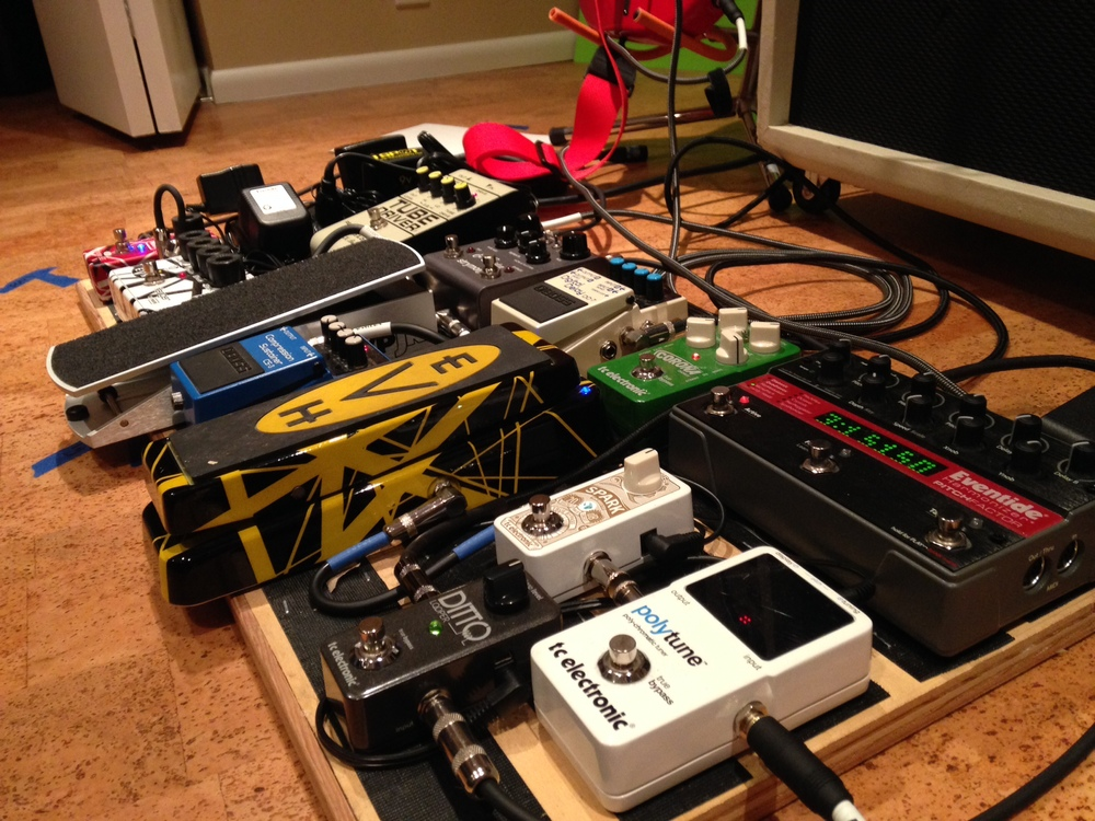 the baddest pedalboard ever six string recess rh sixstringrecess com pedalboard wiring how to wire a pedal board