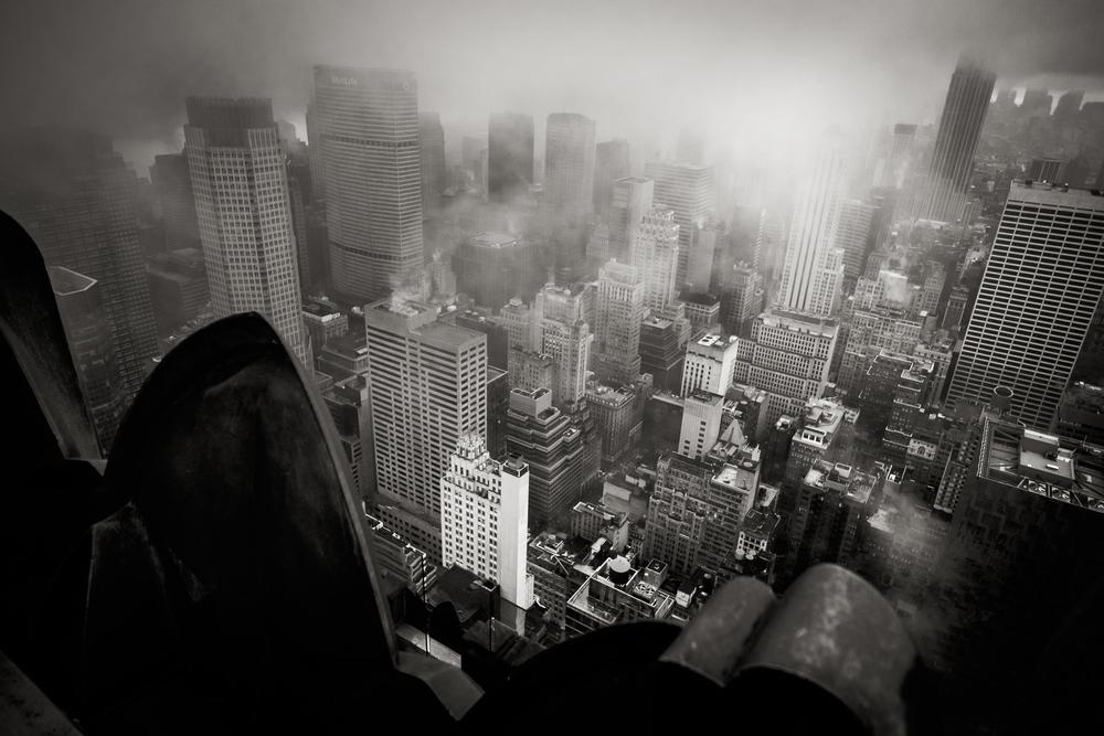 NYC Rain IV