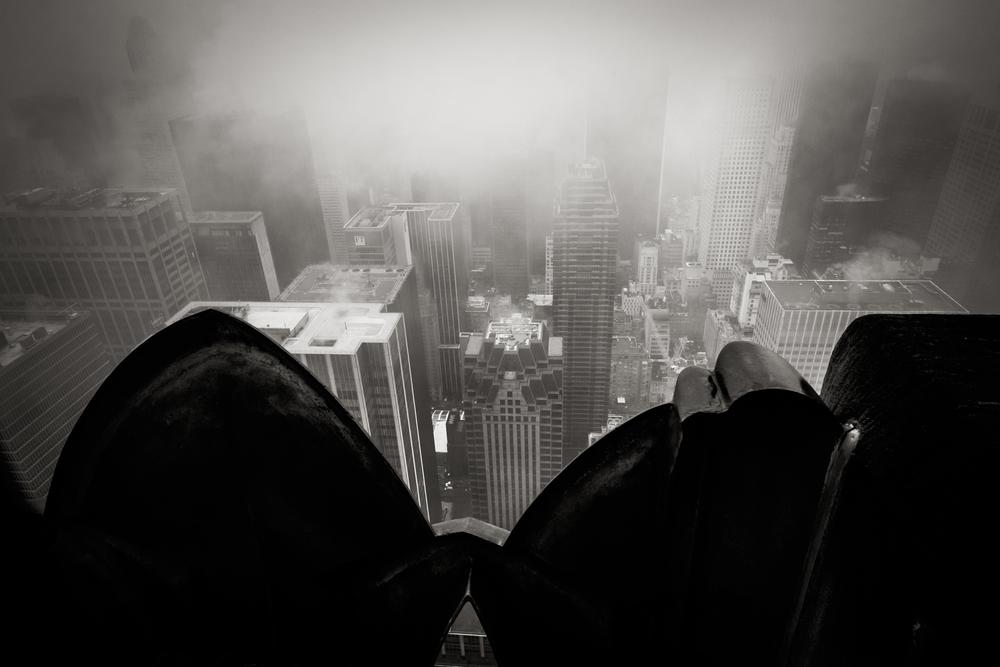 NYC Rain V
