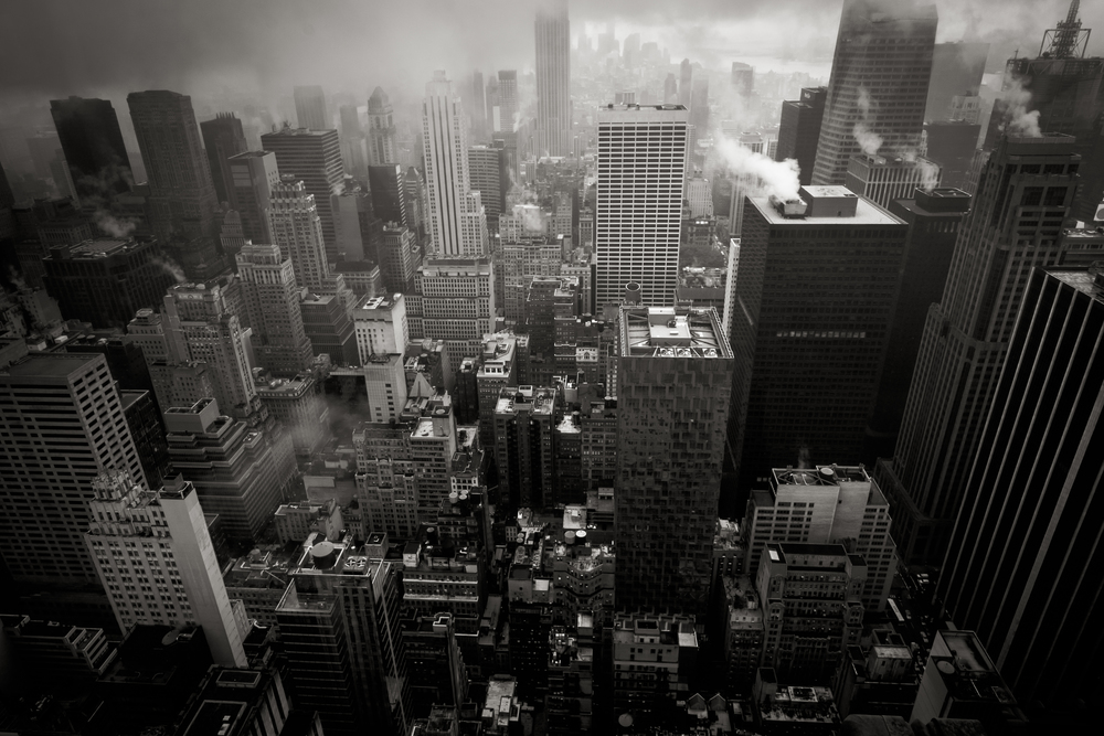 NYC Rain II