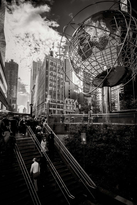 NYC Rain XI