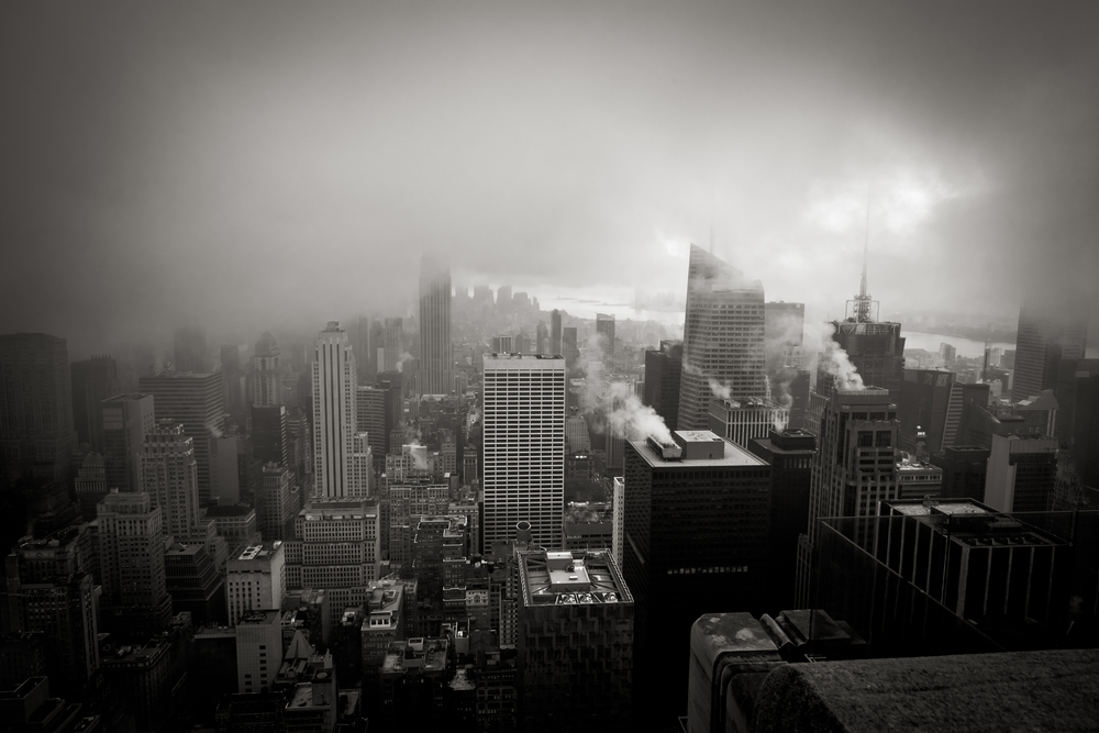 NYC Rain XV