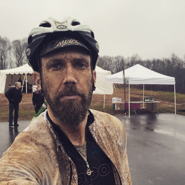 """Today was hard. There is something about a stupid hard challenge. You forget how bad it sucks pretty quickly only to day dream about conquering it the next time. Four years of suffering through Southern Cross and it is THE race I can't wait to hate again."" @cbulloch"