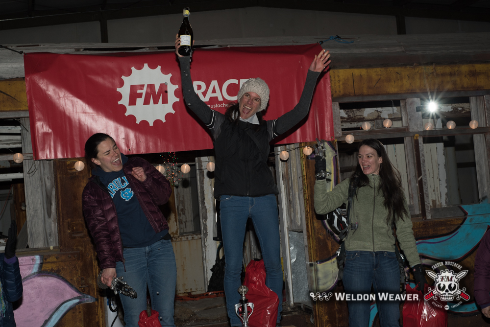 Women's Podium - Photo by Weldon Weaver