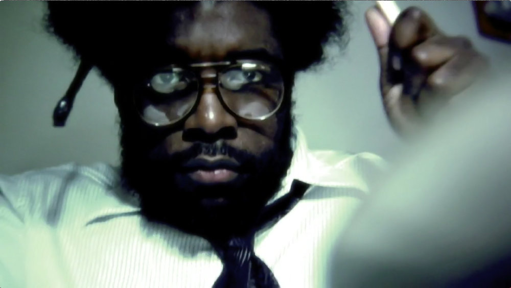 "THE ROOTS ""GET BUSY"""