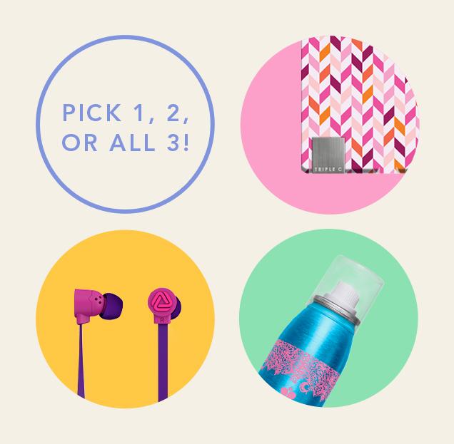 Birchbox Plus Series - Icon Design
