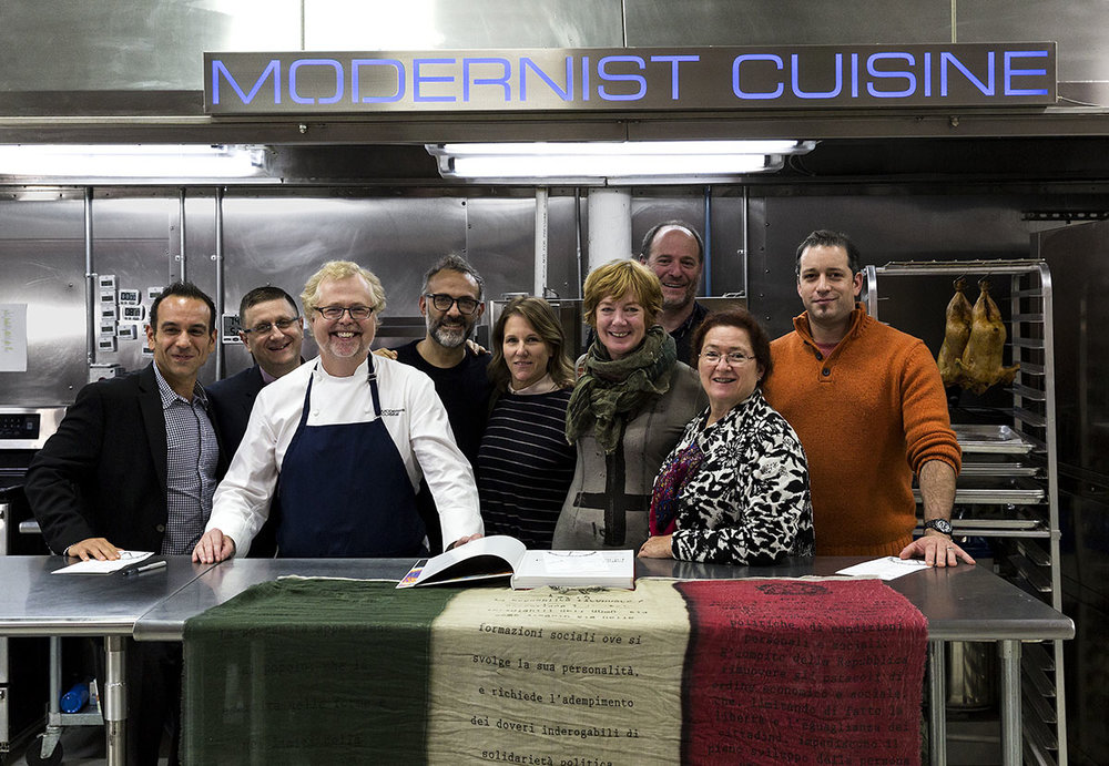 An Afternoon with Massimo Bottura -