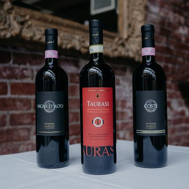 #winewednesday  Taurasi is wine we should all drink more often --- Offering the complex, earthy qualities often found in Northern Italian wine with a rich, dense palate. These Campanian gems crafted in the shadow of Mount Vesuvius have so much to offer --- plentiful dark berries, minerals and tar in a seamless package, truly an iron hand in a velvet glove.  We offer the Taurasi classico and two single vineyard crus, @carterhunt would love to talk more about Campanian wines and open a bottle for your soon. @cantinelonardo @prufrockwines #campania #volcanicsoil #southernitaly