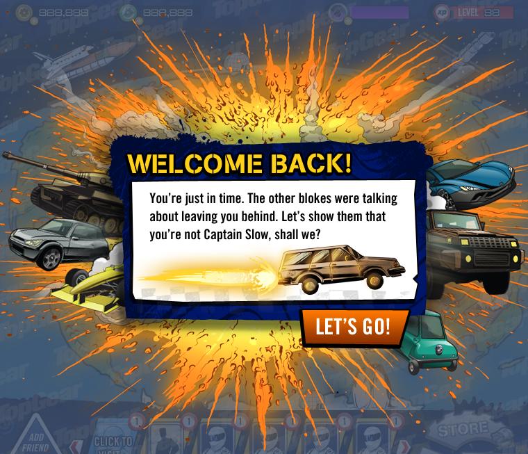 Top Gear: Speed World