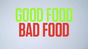 Image result for free no bad food sign