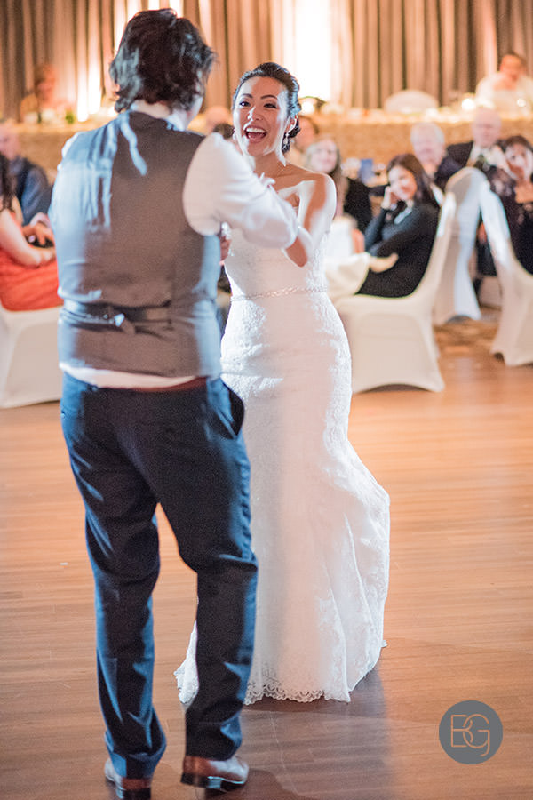 fun first dance wedding