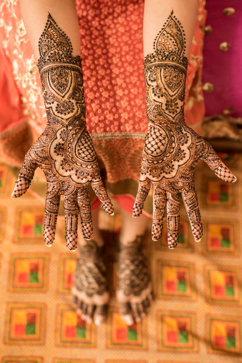Mendhi Edmonton wedding photographers sikh wedding