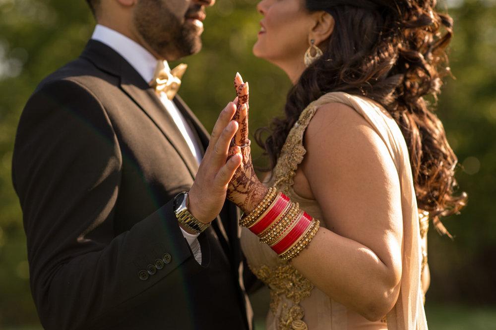 Edmonton Sikh wedding at river cree casino