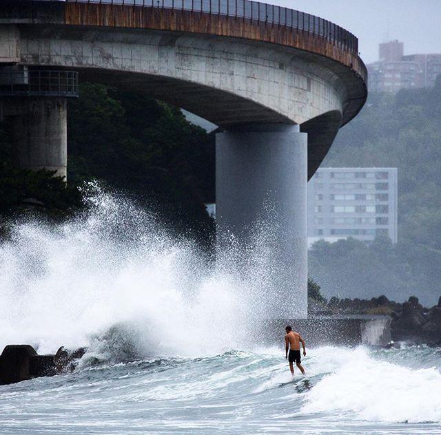 Industrial surf zones 🇯🇵🇯🇵 @afends
