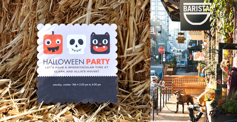 TinyPrints Halloween Cards and Stationary