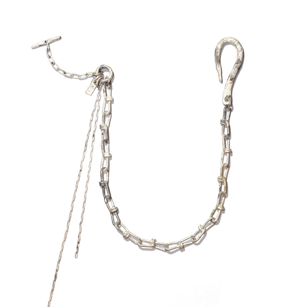 KnotChain key chain