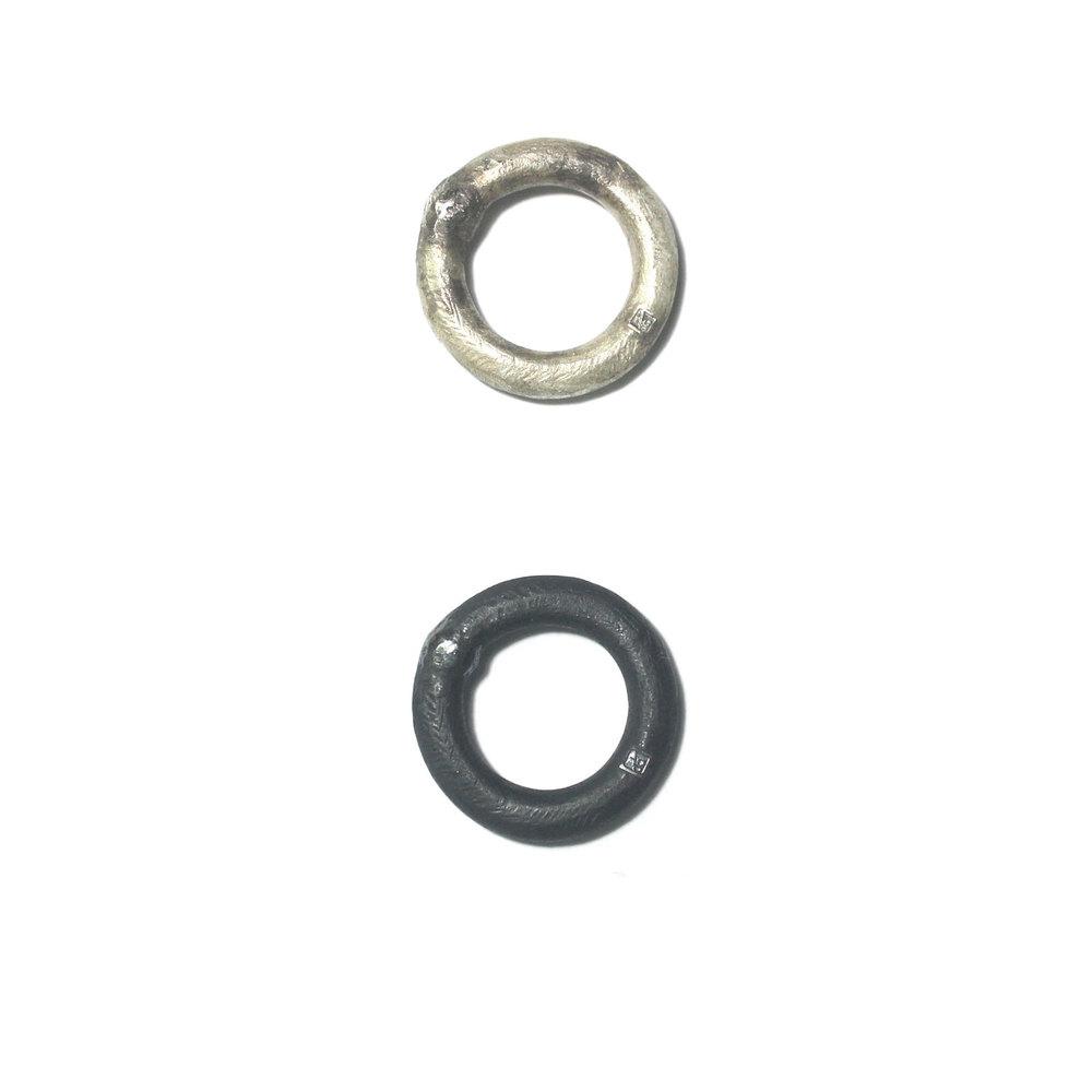 Iron-L rings