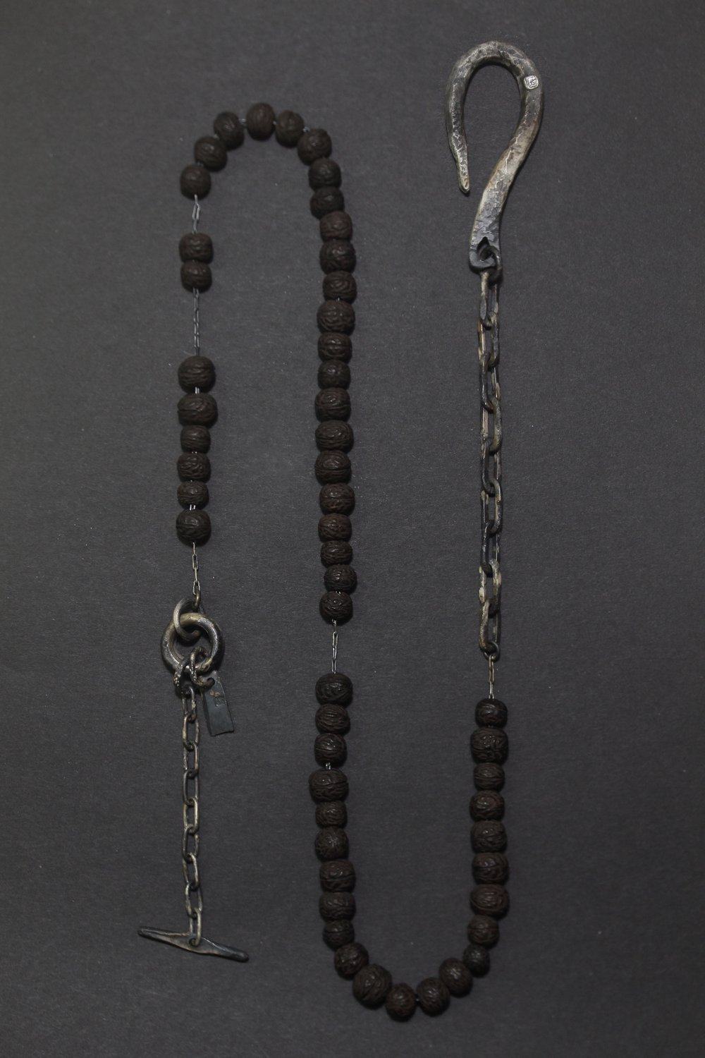 rosary key chain