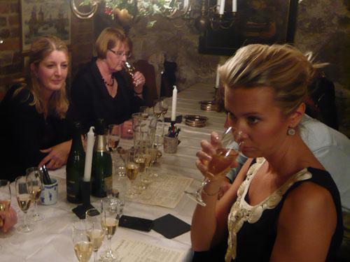 Prova champagne - bilder