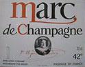 ...se upp för  Marc  de champagne 42%!!