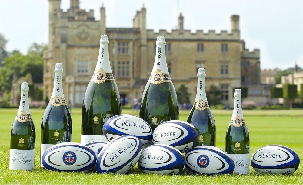 Champagne & Sponsring