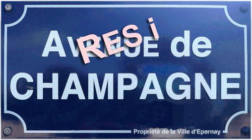 Res i Champagne... eller åk med proffs!