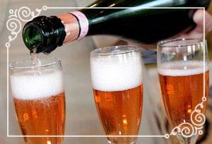 Champagne de luxe * 600-800 kr
