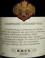 Fram till 1978 kunde champagnetillverkare använda namnet Cremant på sina flaskor för en mer lättmousserande champagne.Numera förbjudet! -