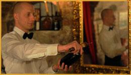 Sabrering - Sabrera - Sabrage - Sabering - God champagne