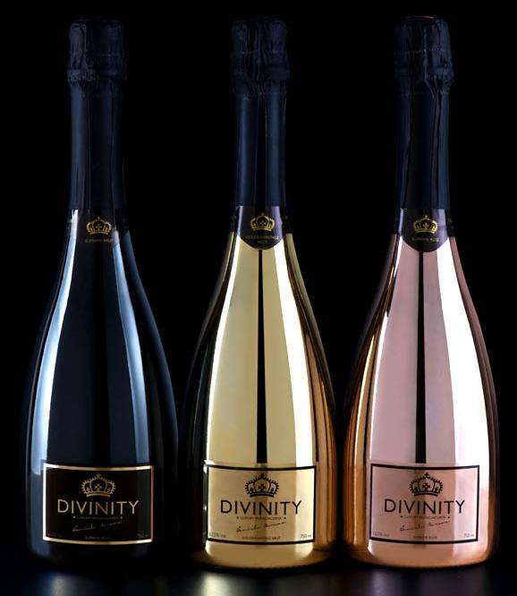 Divinity  - Franciacortas svar på Ace of Spades:  Divinity